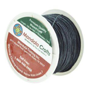 Mandala Crafts Cotton Cord Thread