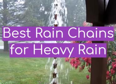 Best Rain Chains for Heavy Rain