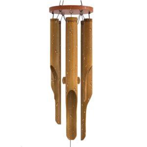 Nalulu Classic Bamboo Wind Chime