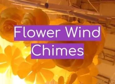 Flower Wind Chimes