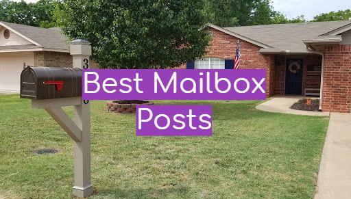 5 Best Mailbox Posts