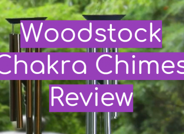 Woodstock Chakra Chimes Review
